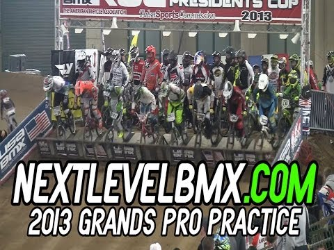 2013 USA BMX Grands Pro Practice – BMX Racing
