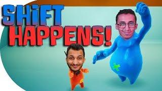 اثنين دلوخ يحلون ألغاز!! Shift Happens