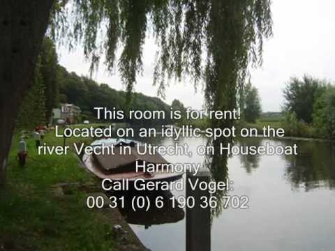 Video av Houseboat Harmony