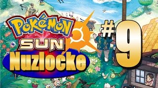 Preparing for Hala! (Pokemon Sun Nuzlocke Episode 9) by SkulShurtugalTCG