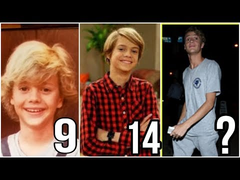 Jace Norman.Transformation from 1 to 19.
