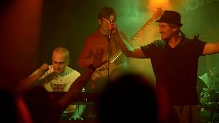 Video Jamiroquai Tribute Band CZ - Travelling without Moving  (Live in