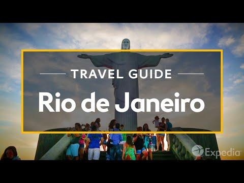 Rio de Janeiro Vacation Travel Guide