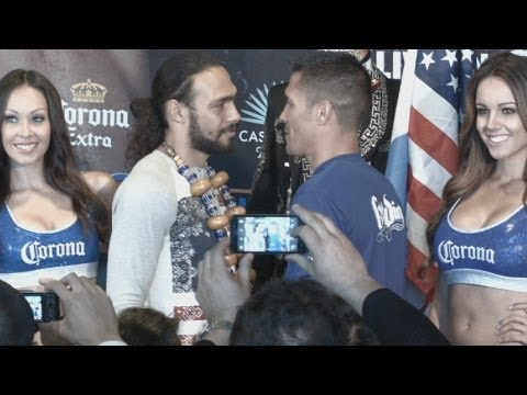 Conference - In this boxing video, The final press conference for the Showtime triple header featuring Keith Thurman vs. Julio Diaz and Lucas Matthysse vs. John Molina For more Boxing and MMA videos log...