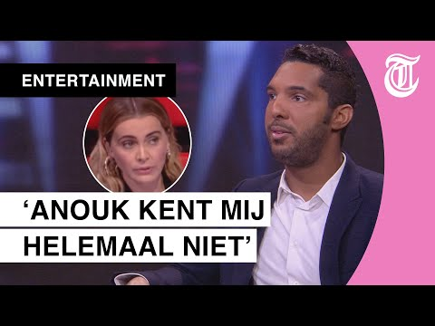 Eindelijk: Richy Brown reageert op snoeiharde Anouk in The Voice