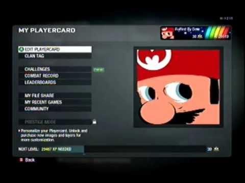 TNA Black Ops BEST Super Mario and Luigi