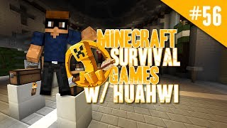 Playing some more minecraft survival games on Mineplex, introducing the map,