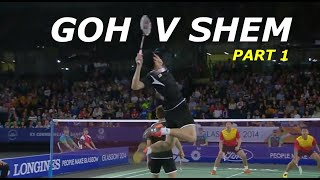 Video GOH V SHEM ⧫ Power Smash. Part 1 MP3, 3GP, MP4, WEBM, AVI, FLV September 2018