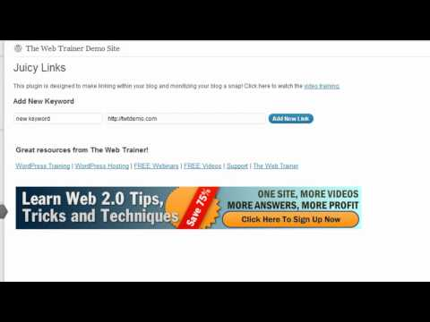 FREE SEO and Affiliate Marketing WordPress Plugin