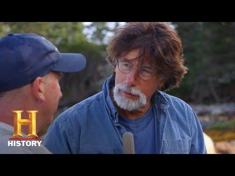The Curse of Oak Island: The One With the Lead Cross (Season 5) | History