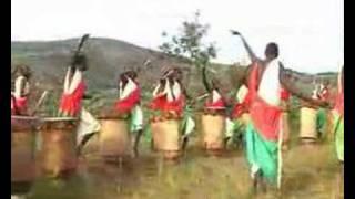 Amazing drum show from Burundi.