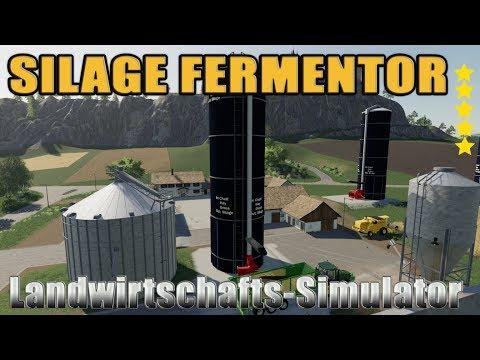 Silage Fermentor v1.0