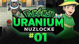 Pokemon Uranium Nuzlocke Let's Play w/ aDrive EP01: Choosing Our Starter! by aDrive