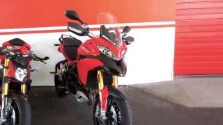 8. 2012 Ducati Multistrada 1200 S Sport - Official Review