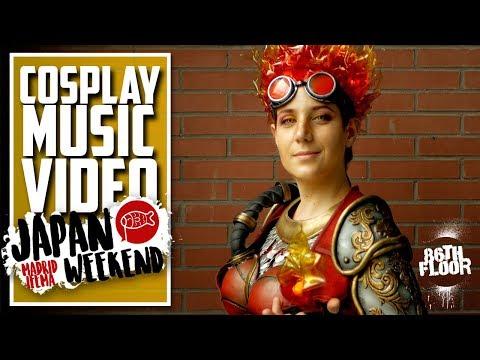 Japan Weekend Madrid 2017 Cosplay Music Video