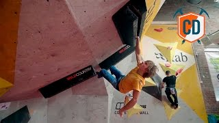Qualifier And Semi-Final Action From CWIF 2017 | Climbing Daily Ep.896 by EpicTV Climbing Daily