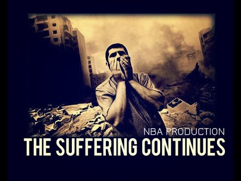 The Suffering Continues ┇Spoken Word┇Hussain Ali ᴴᴰ