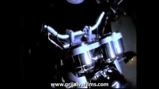 8. Jazzy BMW Motorcycle Spec Commercial