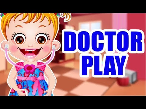 Video of Baby Hazel Doctor Play