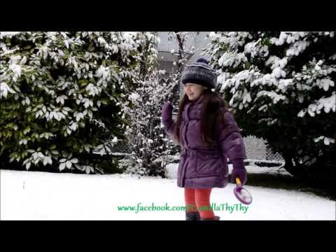 Camilla ThyThy - Chúc mừng giáng sinh
