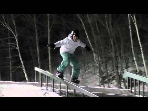 Snowboard Sponsor Me 2010/11 – Maveric Northcott – Age 14