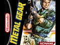 KONAMI – Metal Gear Music  -!- Alert