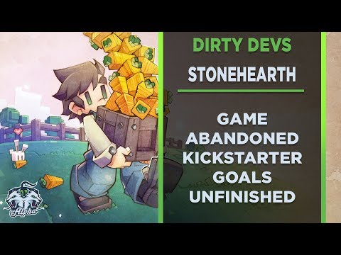 Dirty Devs: Stonehearth by Radiant Entertainment