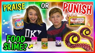 Video WHAT FOOD IS THIS SLIME?!?! | We Are The Davises MP3, 3GP, MP4, WEBM, AVI, FLV Agustus 2019