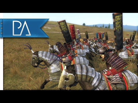 A Battle For Honor: Samurai Vs Vikings Vs Knights - Thera Total War Mod Gameplay