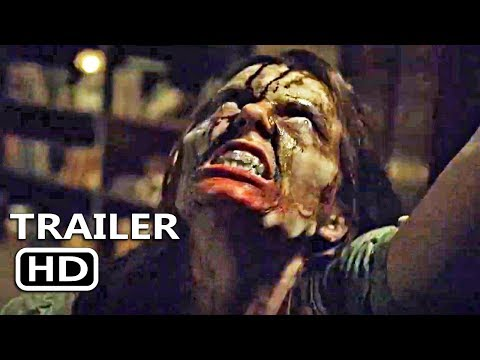 THE CLEANSING HOUR Official Trailer (2019) Horror Movie