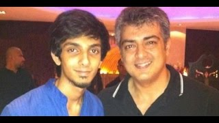 Anirudh denied for Ajith Kumar