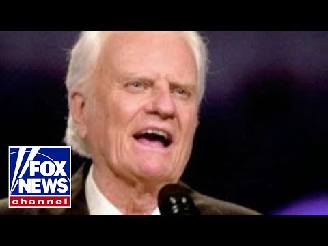 Sarah Palin: Billy Graham understood God is the only answer (видео)