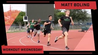 Video Matt Boling Workout Wednesday MP3, 3GP, MP4, WEBM, AVI, FLV Mei 2019