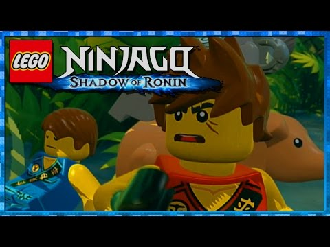 LEGO Ninjago: Shadow of Ronin (VPK/MAI) + (UPDATE) [EUR/USA] PS ...