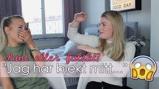 SANT ELLER FALSKT?! med Therese Lindgren