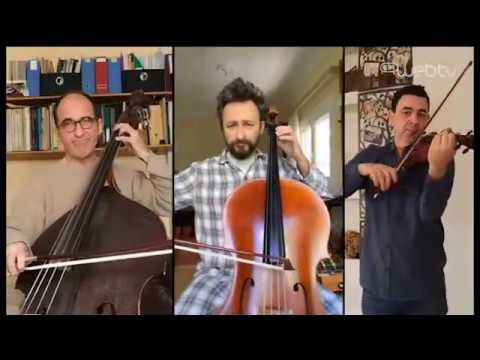 Μουσικά Σύνολα ΕΡΤ : Εθνική Συμφωνική Ορχήστρα – Μένουμε Σπίτι | 16/04/2020 | ΕΡΤ