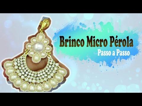 Brinco Micro Pérola
