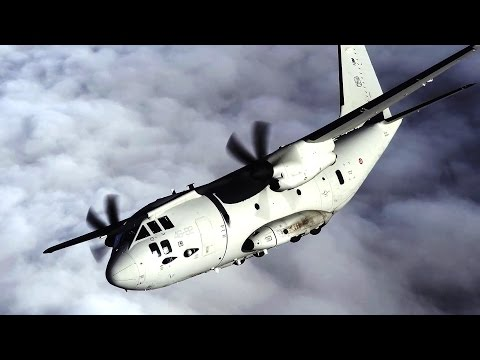 The C-27J Spartan is the world's...