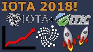 IOTA 2018?! - Zukunftspläne, Neue Exchanges & Patnerschaften!