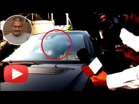Aamir Khan Avoids Media | INTOLERANCE Controversy