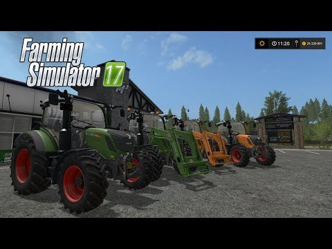 Fendt 300 Vario Full Pack v1.0