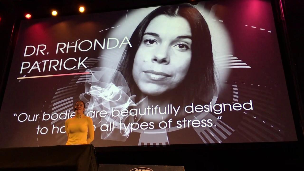 Dr rhonda patrick sauna study