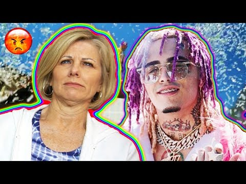 Video Mom REACTS to Lil Pump -