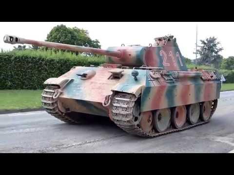 Panther at Samur, France