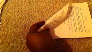 DIY: Book Page Christmas Wreath! - YouTube