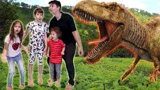 Video دخلوا عالم الديناصورات! MP3, 3GP, MP4, WEBM, AVI, FLV Juni 2018