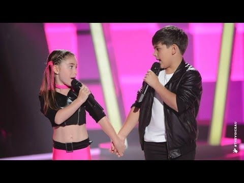 Anthony & Tamara Sings We Go Together, The Voice Kids Australia 2014
