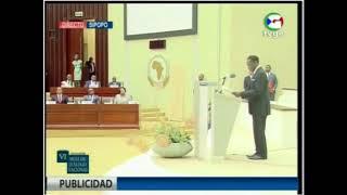 Discurso de Teodoro Obiang Nguema Mbasogo | VI Mesa de Diálogo Nacional