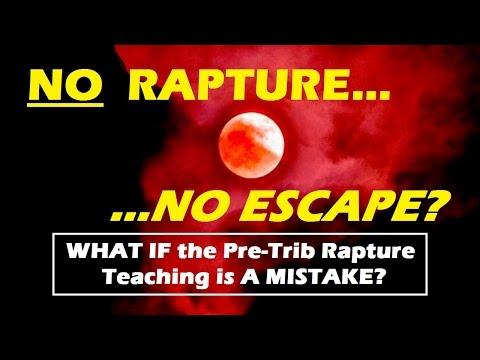 No Rapture, No Escape?