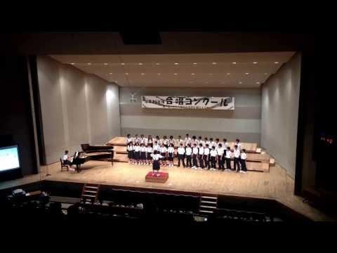 平成25年度 合唱コンクール 川崎市立橘中学校 2年6組